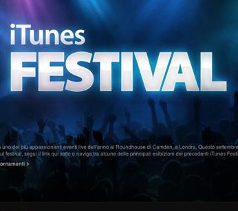 iTunes Festival 2012: ecco i primi artisti, le date e il luogo dell'evento Apple