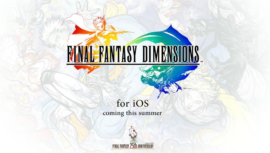 Square Enix pubblica nuovi screenshot di Final Fantasy Dimensions