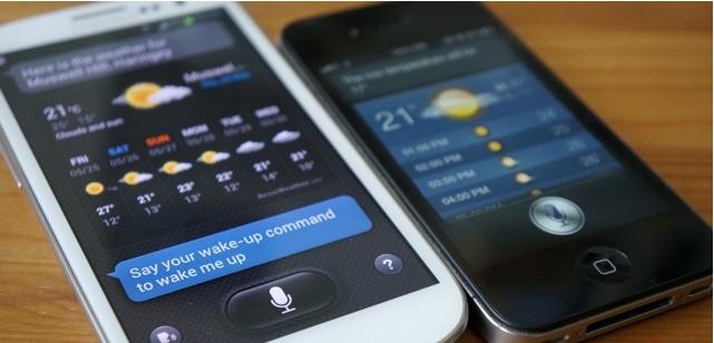 Siri Vs S Voice, i due assistenti vocali a confronto