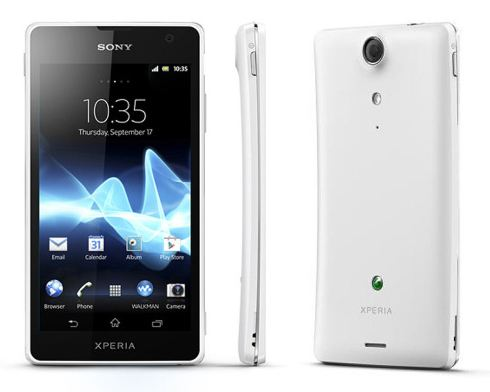 Sony presenta Xperia GX: i 13 megapixel sbarcano su Android