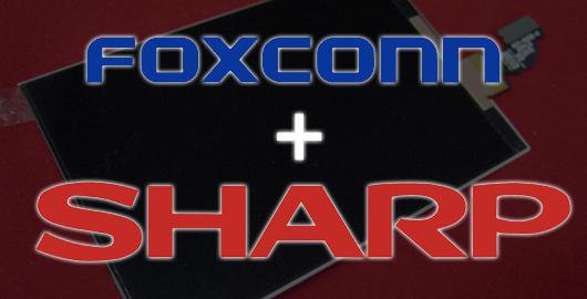 Sharp e Foxconn insieme nella produzione del display per il prossimo iPhone