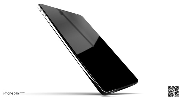 Ecco come potrebbe essere l'iPhone 5 costruito in Liquidmetal | Concept