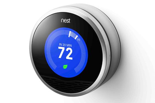Nest, il termostato intelligente creato dal papà dell'iPod, ora disponibile nell'Apple Store USA
