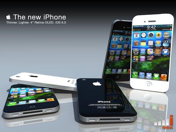 The new iPhone: un concept semplice ma estremamente realistico