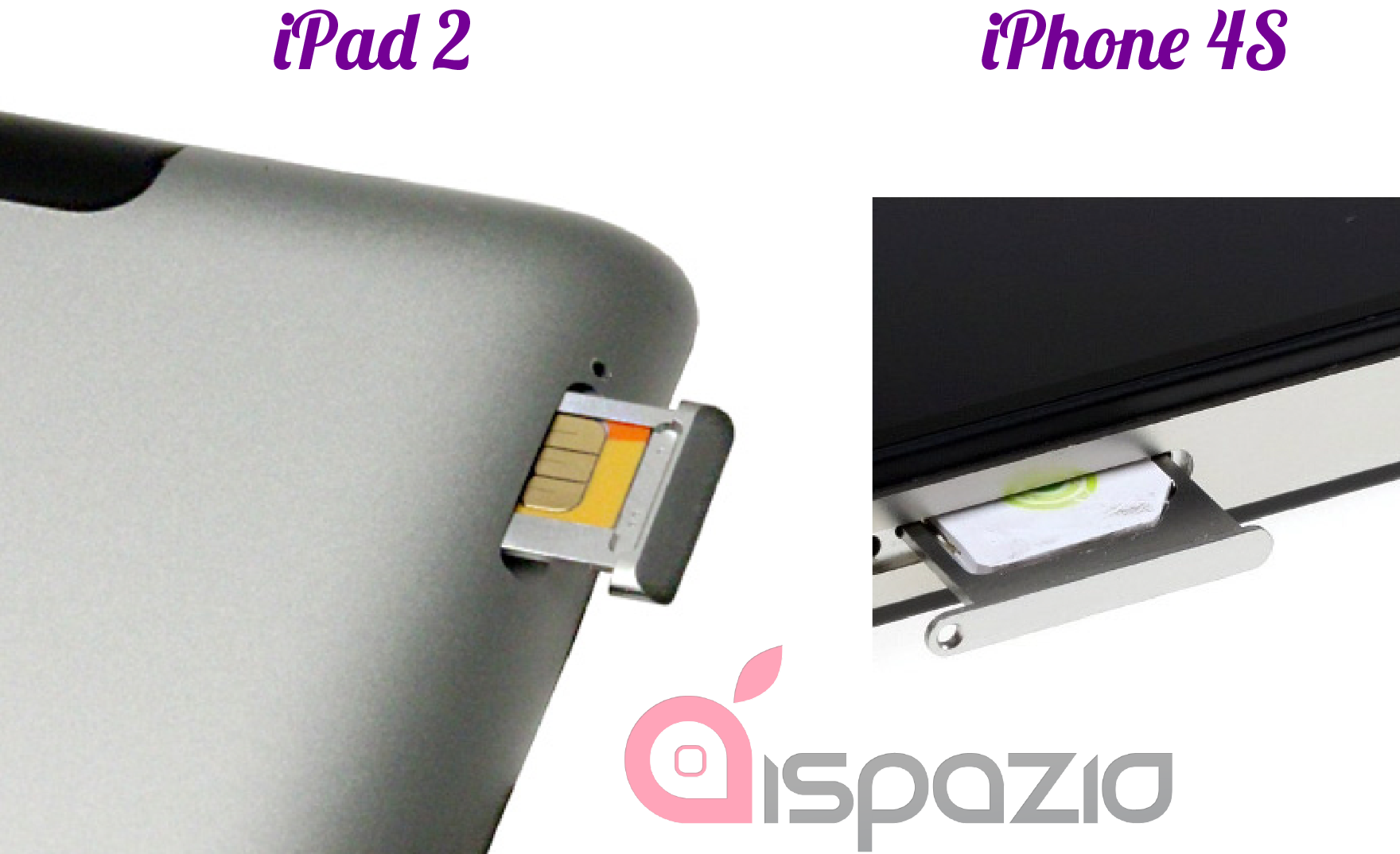 sim ipad 2 vs iphone 4s - ispazio | iSpazio