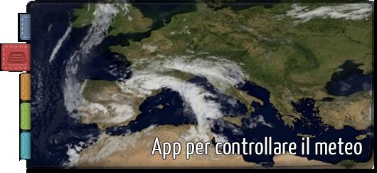 iSpazio AppList #16: App per controllare il meteo