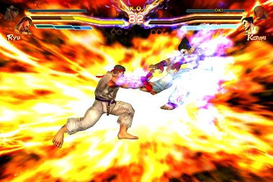 Capcom annuncia Street Fighter X Tekken Mobile per iOS