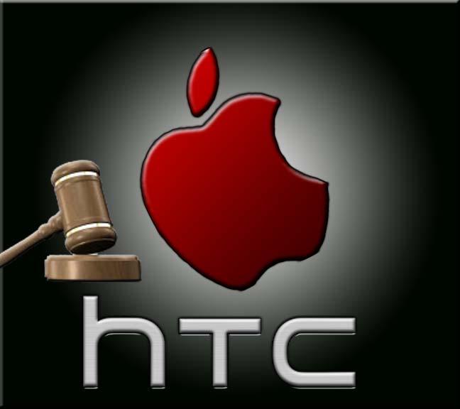 Apple chiede il divieto di vendita negli USA di 29 modelli di smartphone HTC