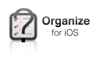 Apple sta lavorando ad una nuova applicazione: Organize, una sorta di tasca virtuale nei nostri iDevice