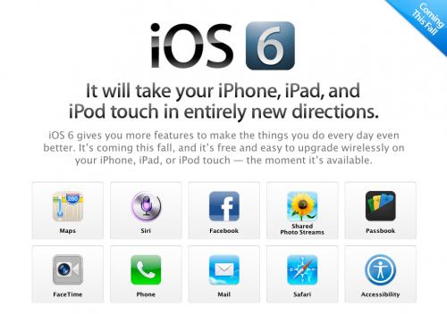 Le limitazioni di iOS 6 su iPhone 4 e 3GS: obsolescenza programmata o limiti tecnici?