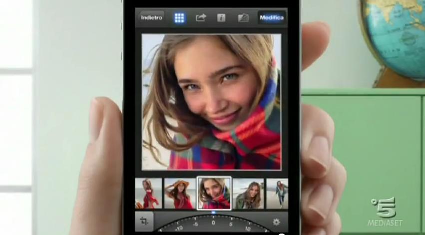 iCloud + iPhone: Nuovo spot pubblicitario in onda nelle reti italiane!