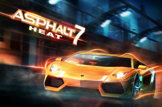 Gameloft presenta un nuovo titolo per dispositivi mobili: Asphalt 7: Heat [Video]