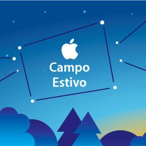 Anche in Italia arrivano i famosi Campi Estivi Apple per bambini