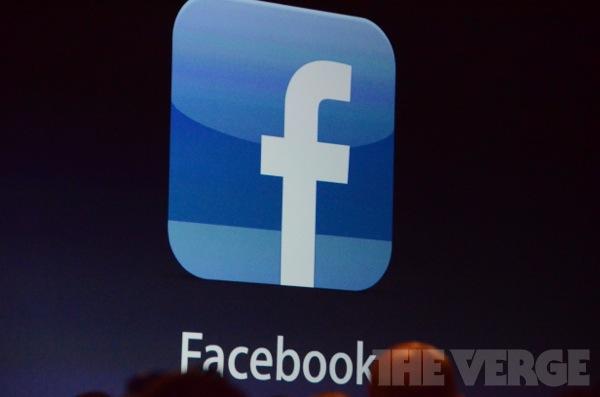 Facebook viene integrato in iOS 6 e vengono introdotti nuovi widget social per il Notification Center
