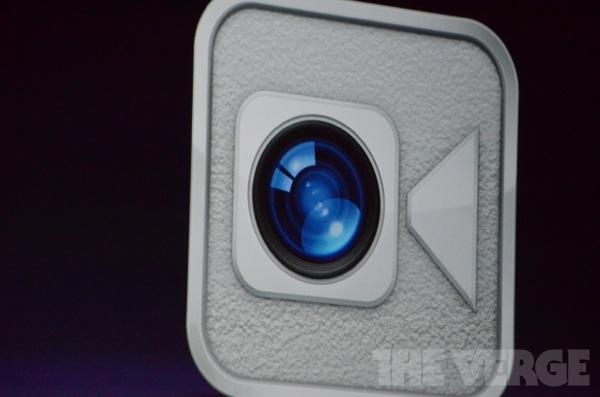 Facetime finalmente disponibile in 3G con iOS 6!