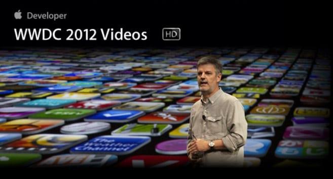 Apple pubblica i video di tutte le sessioni per sviluppatori del WWDC 2012