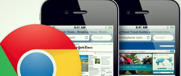 Google Chrome per iOS? E' solo Safari con qualche piccolo extra