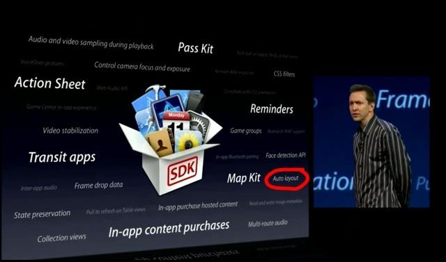 """""""Auto Layout"""", la funzione di iOS 6 che conferma l'arrivo di un iPhone con display più grande?"""