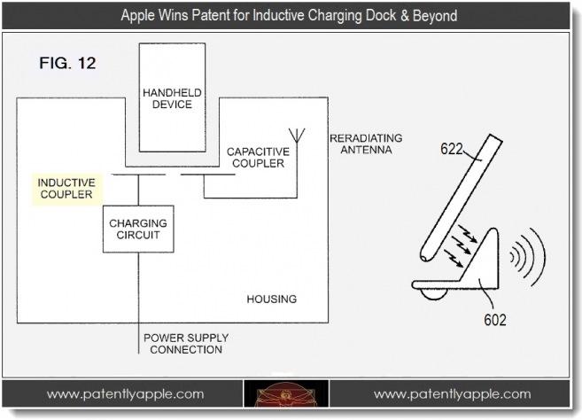 Apple deposita un altro brevetto sulla ricarica wireless per i propri dispositivi iOS