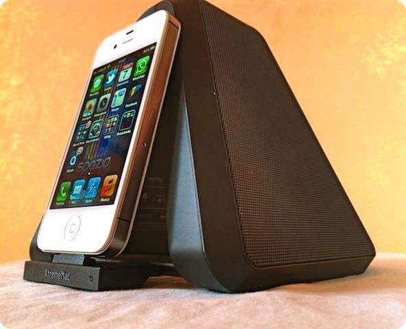 Soma Stand: una nuova dimensione del suono portatile secondo XtremeMac | iSpazio Product Review [Video]