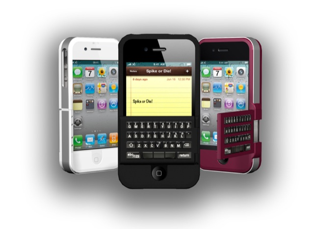 Spike Case: un case per iPhone con tastiera incorporata
