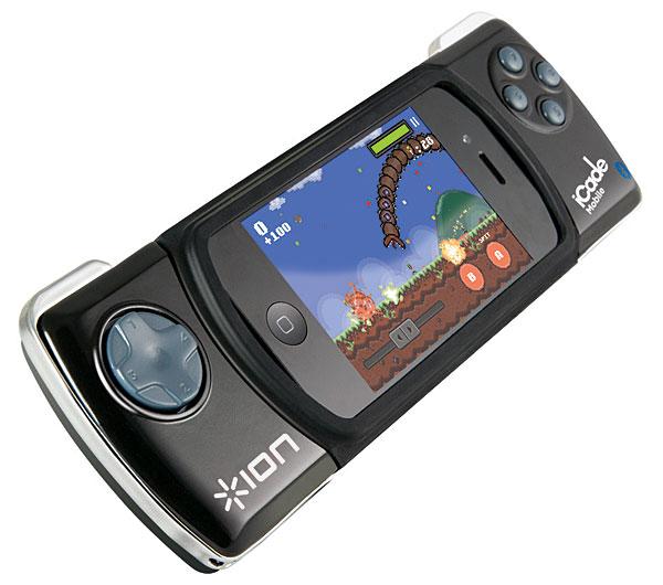 iCade Mobile: la cover per i gamers old-school