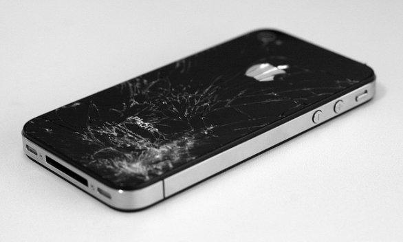 iphone rotto - ispazio