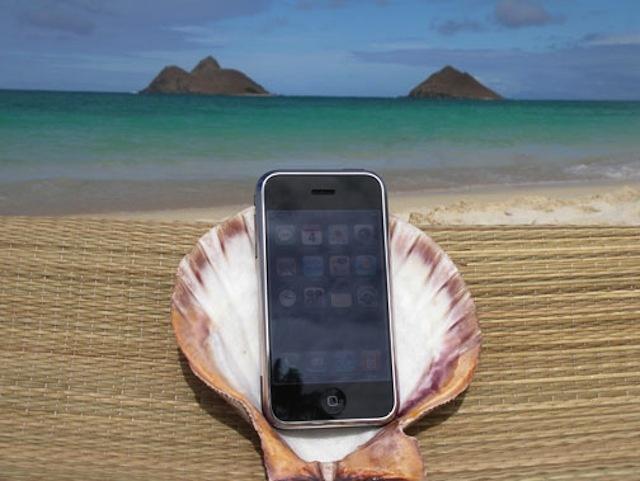 I nostri iPhone e iPad ci faranno lavorare anche mentre siamo in vacanza