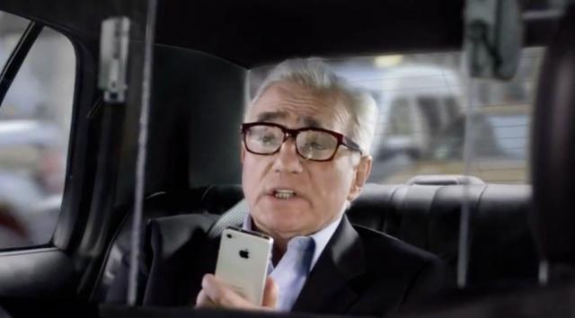 Martin Scorsese alle prese con Siri in una nuova pubblicità dell'iPhone [Video]
