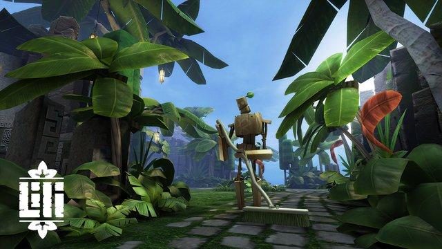 Lili, la nuova avventura grafica per iOS costruita con il motore Unreal Engine 3 [Video]