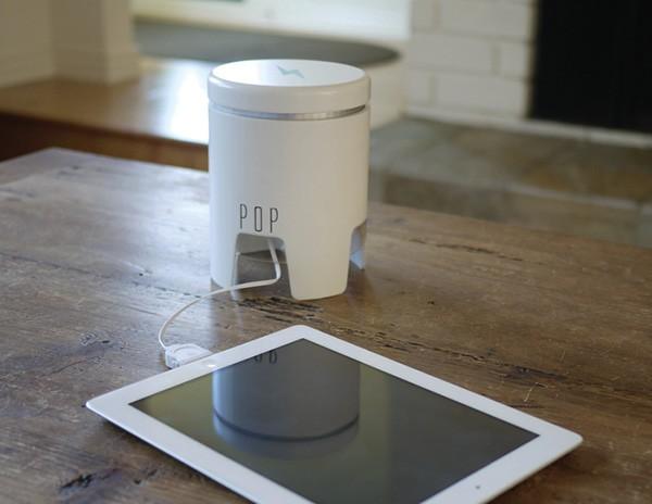 POP, il caricabatterie portatile con 25.000 mAh per ricaricare più device in un sol colpo [Video]
