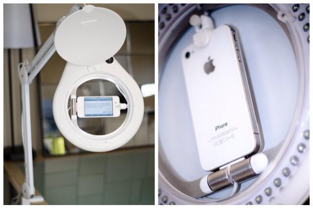 LEDock, il flash ad anello per il nostro iPhone | Video