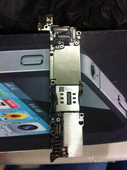 Nuove immagini mostrano la logic board del prossimo iPhone
