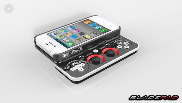 Bladepad, una fantastica cover-gamepad per iPhone [Video]