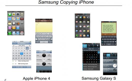 iPhone 4 Vs Galaxy S