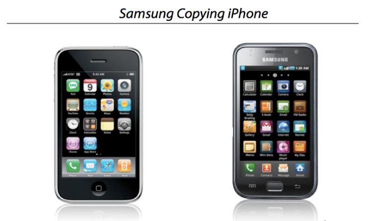 Apple offrì in licenza i propri brevetti a Samsung: 30$ per smartphone e 40$ per tablet