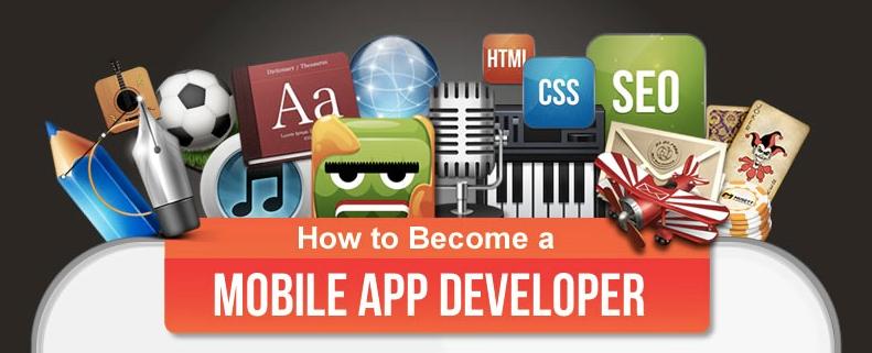 Vuoi diventare un App Developer? Ecco come fare   Infografica