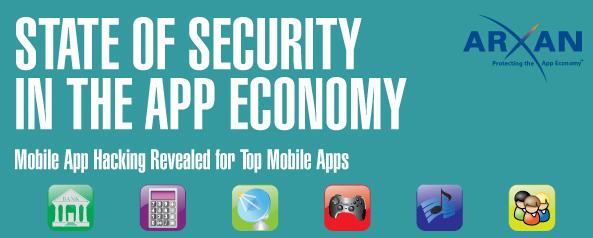 Un'interessante infografica mostra lo stato della sicurezza sulle app iOS e Android
