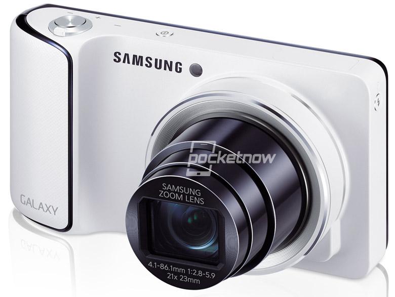 Samsung Galaxy Camera, la compatta con sistema operativo Android, è finalmente realtà! [AGGIORNATO – VIDEO]