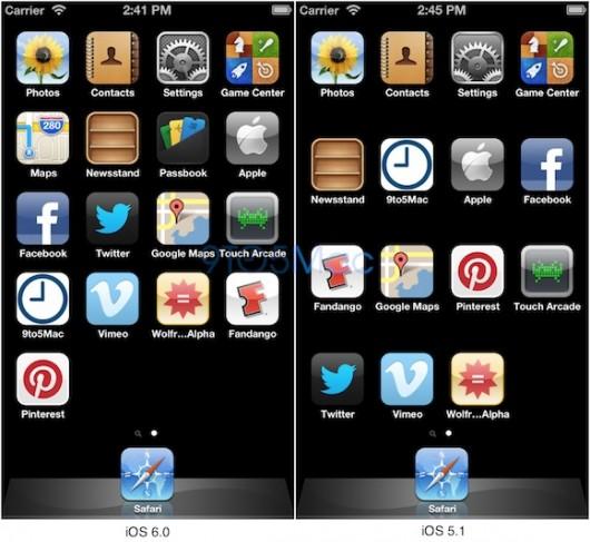 iOS scale