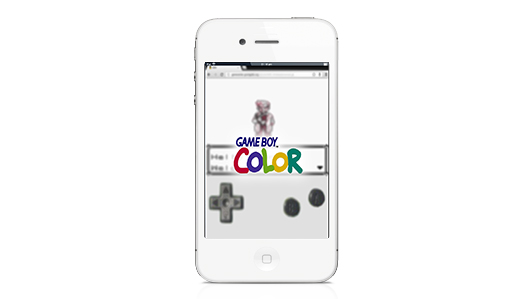 Game Boy Color su iPhone