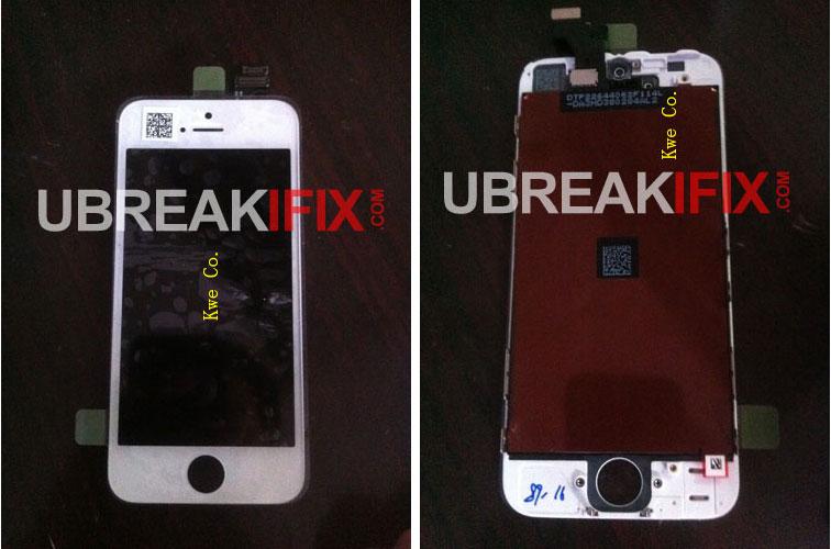 Svelato il pannello frontale completo di touchscreen del nuovo iPhone | Rumor