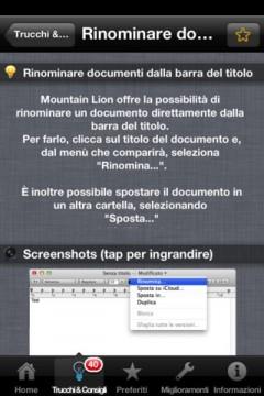 Tips & Tricks for OS X Mountain Lion