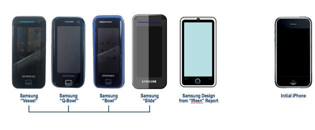 Crisi di design per Samsung. La colpa? dell'iPhone!