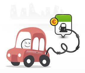 Risparmiare sul carburante? Waze ci consiglia dove fare benzina