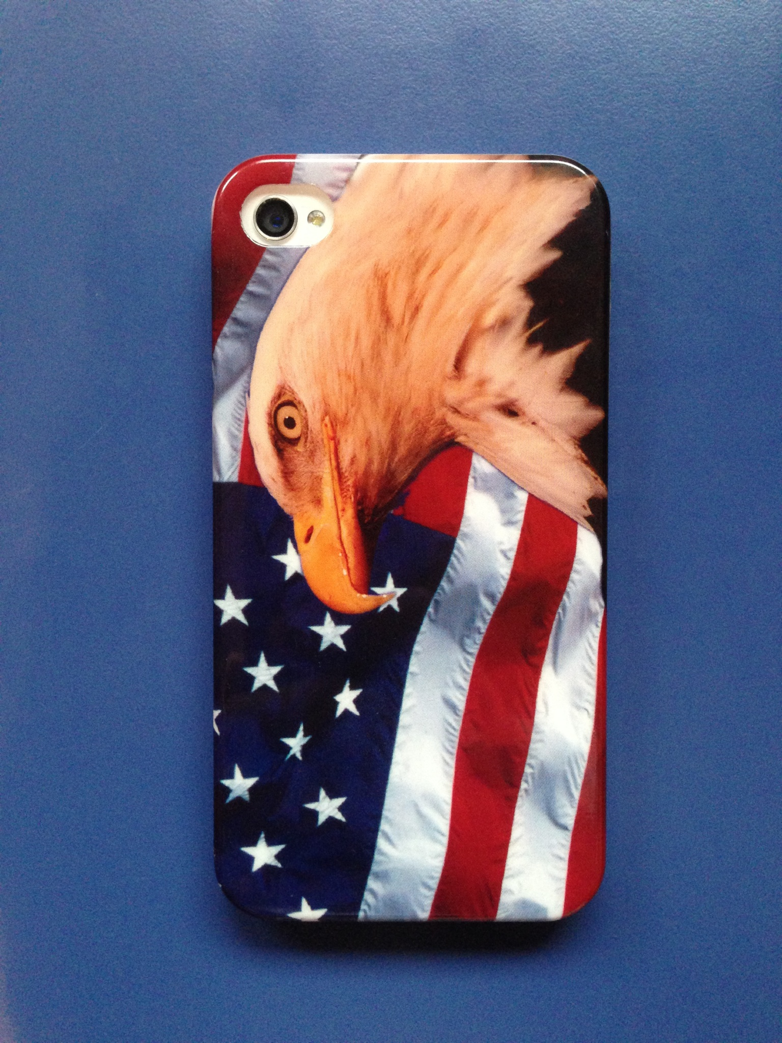 Flag Case Eagle America Di Techerstore La Custodia Che Combina