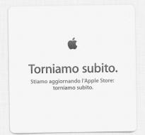 Gli Apple Store Online del mondo vanno Offline! Tra poche ore la presentazione di nuovi prodotti!