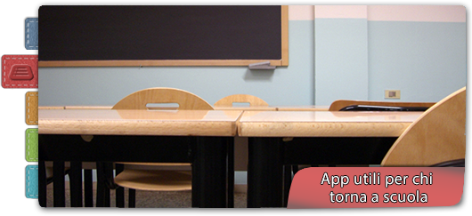 iSpazio AppList #30: App utili per chi torna a scuola
