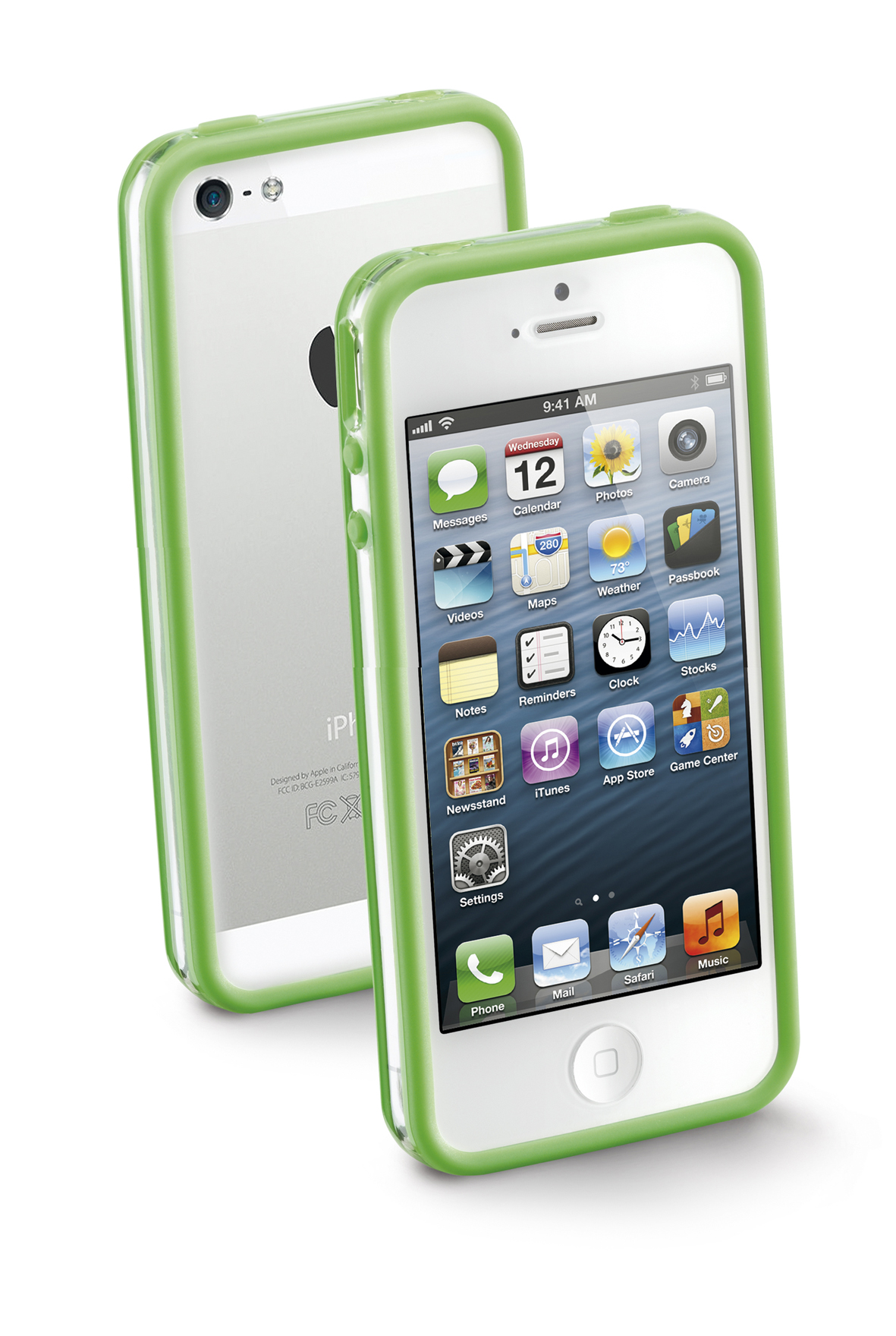 Cellular Line presenta la gamma di accessori per il nuovo iPhone 5, tra cui un Bumper