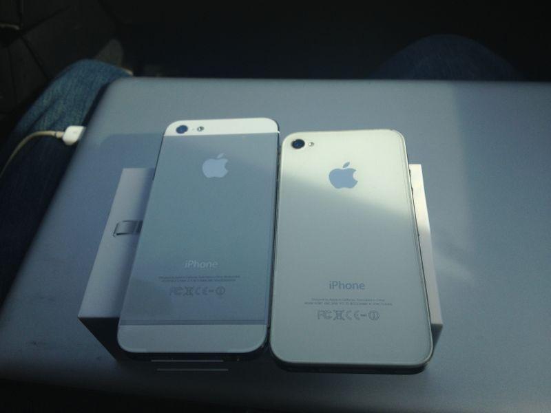L'iPhone 5 è finalmente nelle nostre mani: iSpazio vi mostra, per primo, il nuovo dispositivo appena acquistato! [VIDEO UNBOXING – AGGIORNATO]